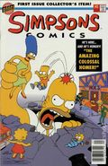 Simpsons Comics (1993) 1B