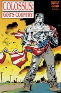 Colossus God's Country TPB (1994 Marvel) 1-1ST
