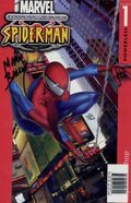 Ultimate Spider-Man (2000) KB Toys Reprint DF Signed Ed. 1-DF1962