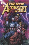 New Avengers (2005 1st Series) 1E