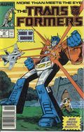 Transformers (1984 Marvel) 1st Printing 34