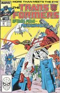 Transformers (1984 Marvel) 1st Printing 42