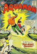 Aquaman (1962 1st Series) 6
