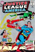 Justice League of America (1960 1st Series) 25