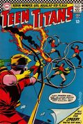 Teen Titans (1966 1st Series) 4