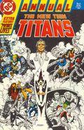 New Teen Titans (1984) Annual 4