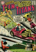 Teen Titans (1966 1st Series) 3