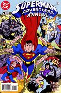 Superman Adventures (1996) Annual 1