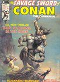 Savage Sword of Conan (1974 Magazine) 4