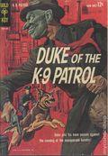 Duke of the K-9 Patrol (1963) 1