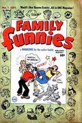 Family Funnies (1950 Harvey) 1