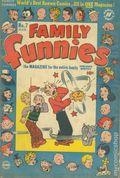 Family Funnies (1950 Harvey) 7