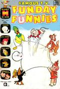 Famous TV Funday Funnies (1961) 1