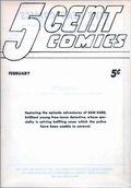 5 Cent Comics (1940) 1
