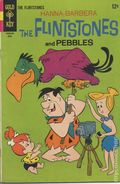 Flintstones (1961 Dell/Gold Key) 45