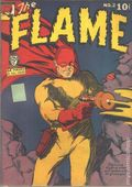 Flame (1940 Fox Features Syndicate) 2