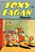 Foxy Fagan Comics (1946) 3