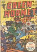 Green Hornet Comics (1940) 17