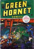 Green Hornet Comics (1940) 23
