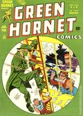 Green Hornet Comics (1940) 32
