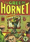 Green Hornet Comics (1940) 6
