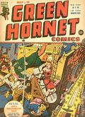Green Hornet Comics (1940) 18