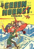 Green Hornet Comics (1940) 27