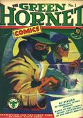Green Hornet Comics (1940) 1