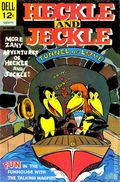 Heckle and Jeckle (1966 Dell) 3