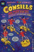 Harvey Pop Comics (1969) 1