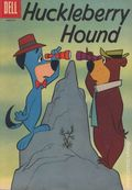 Huckleberry Hound (1959 Dell/Gold Key) 9