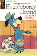 Huckleberry Hound (1959 Dell/Gold Key) 31