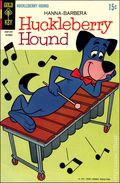 Huckleberry Hound (1959 Dell/Gold Key) 39