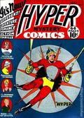 Hyper Mystery Comics (1940) 1