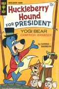 Huckleberry Hound (1959 Dell/Gold Key) 35