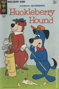 Huckleberry Hound (1959 Dell/Gold Key) 40