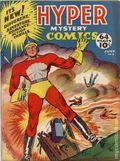 Hyper Mystery Comics (1940) 2