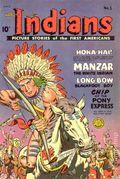 Indians (1950 Fiction House) 1