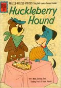Huckleberry Hound (1959 Dell/Gold Key) 12