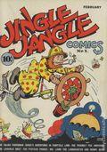 Jingle Jangle Comics (1942) 1