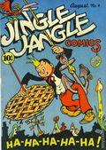 Jingle Jangle Comics (1942) 4