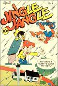 Jingle Jangle Comics (1942) 8