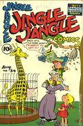 Jingle Jangle Comics (1942) 34