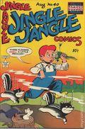 Jingle Jangle Comics (1942) 40