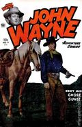 John Wayne Adventure Comics (1949) 9