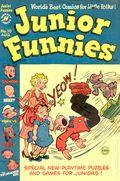 Junior Funnies (1951) 10