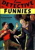 Keen Detective Funnies Vol. 1 (1938) 9