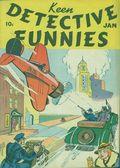 Keen Detective Funnies Vol. 2 (1939) 1