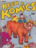 Keen Komics (1939) 1