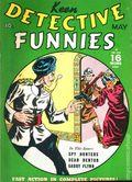 Keen Detective Funnies Vol. 2 (1939) 5